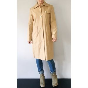 Twinkle by Wenlan Trench Coat S